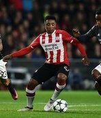 Tottenham PSV'den Bergwijn'ı kadrosuna kattı