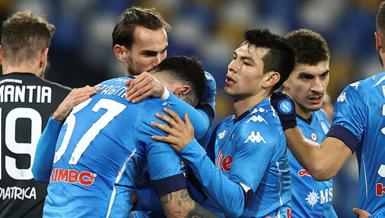 Napoli 3-2 Empoli | MAÇ SONUCU
