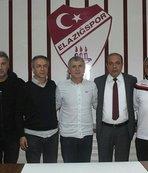 Elazığspor Erhan Altın'la sezon sonuna kadar anlaştı