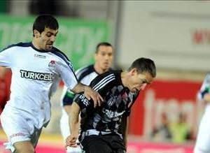 Kasımpaşa - Beşiktaş (TSL 26. hafta maçı)