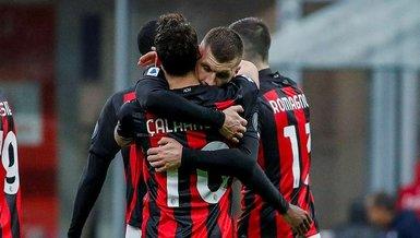 Hakan Çalhanoğlu yıldızlaştı! Milan - Crotone: 4-0 (MAÇ SONUCU - ÖZET)