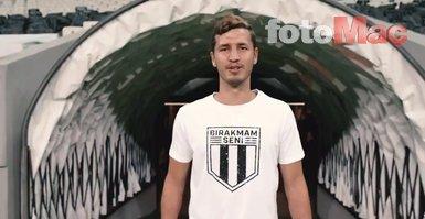 Son dakika: Beşiktaş Salih Uçan transferini resmen açıkladı! İşte ilk görüntüler