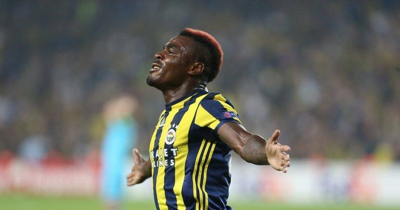 Emmanuel Emenike'den sürpriz transfer!