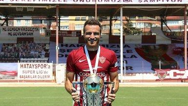 Son dakika transfer haberi: Atakaş Hatayspor'da 3 ayrılık! Yusuf Abdioğlu, Akın Alkan ve Mesut Çaytemel'le vedalaşıldı