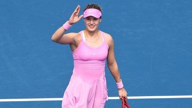 """Ünlü tenisçi Eugenie Bouchard """"Wild card"""" ile İstanbul'da korta çıkıyor"""