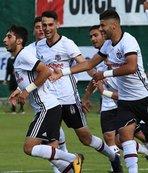 Beşiktaş: 3 - Monaco: 2