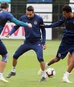 Fenerbahçe'de Akhisarspor maçı hazırlıkları