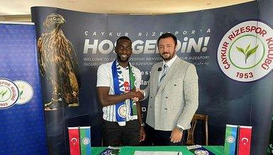 Çaykur Rizespor, Demokratik Kongolu futbolcu Yannick Bolasie'yi kadrosuna kattı