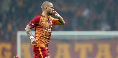 Sneijder'a 25 milyon