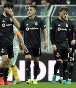 İşte Beşiktaş-Yeni Malatyaspor maçının sineması