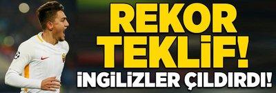 Cengiz Ünder'e rekor teklif: 360 milyon...