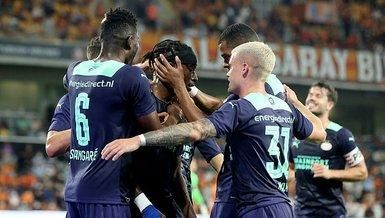 Son dakika spor haberleri... PSV'li futbolcular Galatasaray maçı sonrası İstanbul'da sabaha kadar parti yaptı!