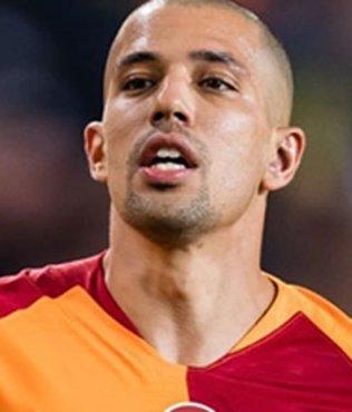 Sofiane Feghouli'nin transfer için fiyatı biçildi! Karar...