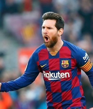 """Josep Maria Bartomeu """"Messi'nin jübilesi..."""""""
