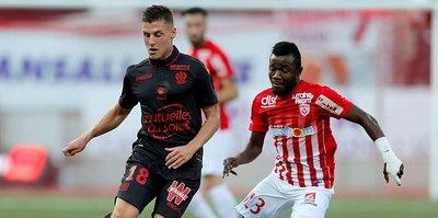 Trabzonspor'un hedefi Walter