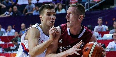 Sırbistan-Letonya 92-82
