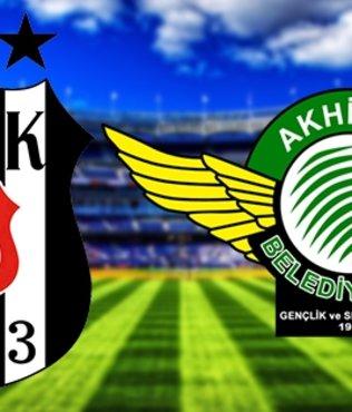 Beşiktaş - Akhisar | CANLI ANLATIM