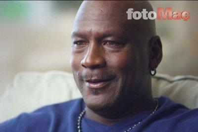 Efsane basketbolcu Michael Jordan'la ilgili korkunç şüphe!