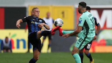 Paderborn 1-1 Hoffenheim | MAÇ SONUCU
