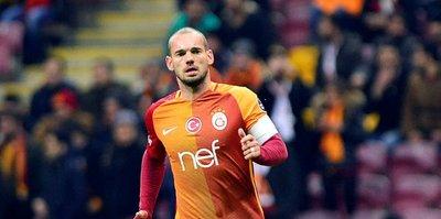 Süper Lig ekibinden Sneijder bombası