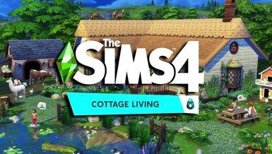 The Sims 4 Cottage Living eklentisi geliyor!