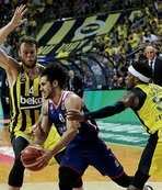 A.Efes Fenerbahçe'yi farklı geçti
