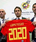 İspanya, Lopetegui'nin sözleşmesini uzattı