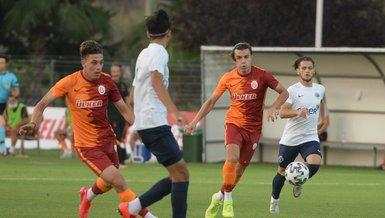 Galatasaray (U19) Kasımpaşa (U19): 1-0 | MAÇ ÖZETİ VE GOL İZLE