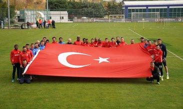 Gaziantep FK'de 2 haftalık plan