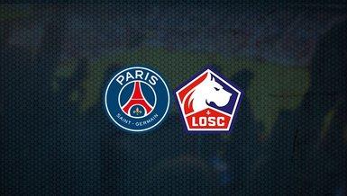 Paris Saint Germain - Lille maçı ne zaman, saat kaçta ve hangi kanalda canlı yayınlanacak? | Fransa 1. Lig