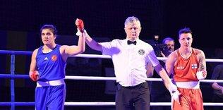 Busenaz Sürmeneli Macaristan'da şampiyon oldu!