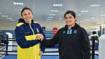 Milli boksör Sürmeneli: Zoru başarmak Türk kadınlarının işi