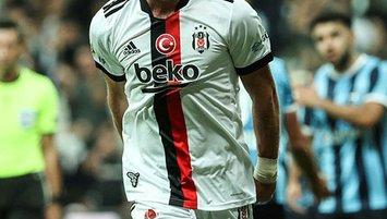 Beşiktaş'a bir şok daha! Kadrodan çıkarıldı
