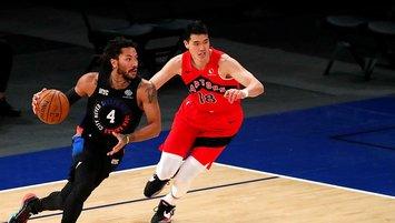 New York Knicks Toronto Rapters'ı devirdi!