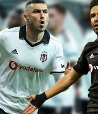 Burak Yılmaz ve Gökhan Gönül Fenerbahçe derbisinde oynayacak mı? Belli oldu