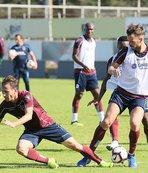 Trabzonspor'da Bursaspor mesaisi