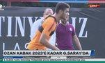 Ozan Kabak 2023'e kadar Galatasaray'da