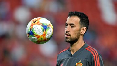 Spain captain Busquets tests positive for COVID-19