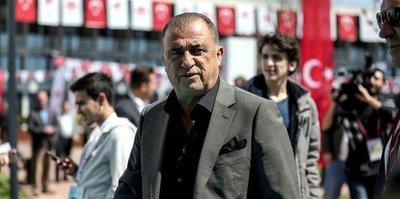 Fatih Terim, sportif direktörlerle bir araya geldi