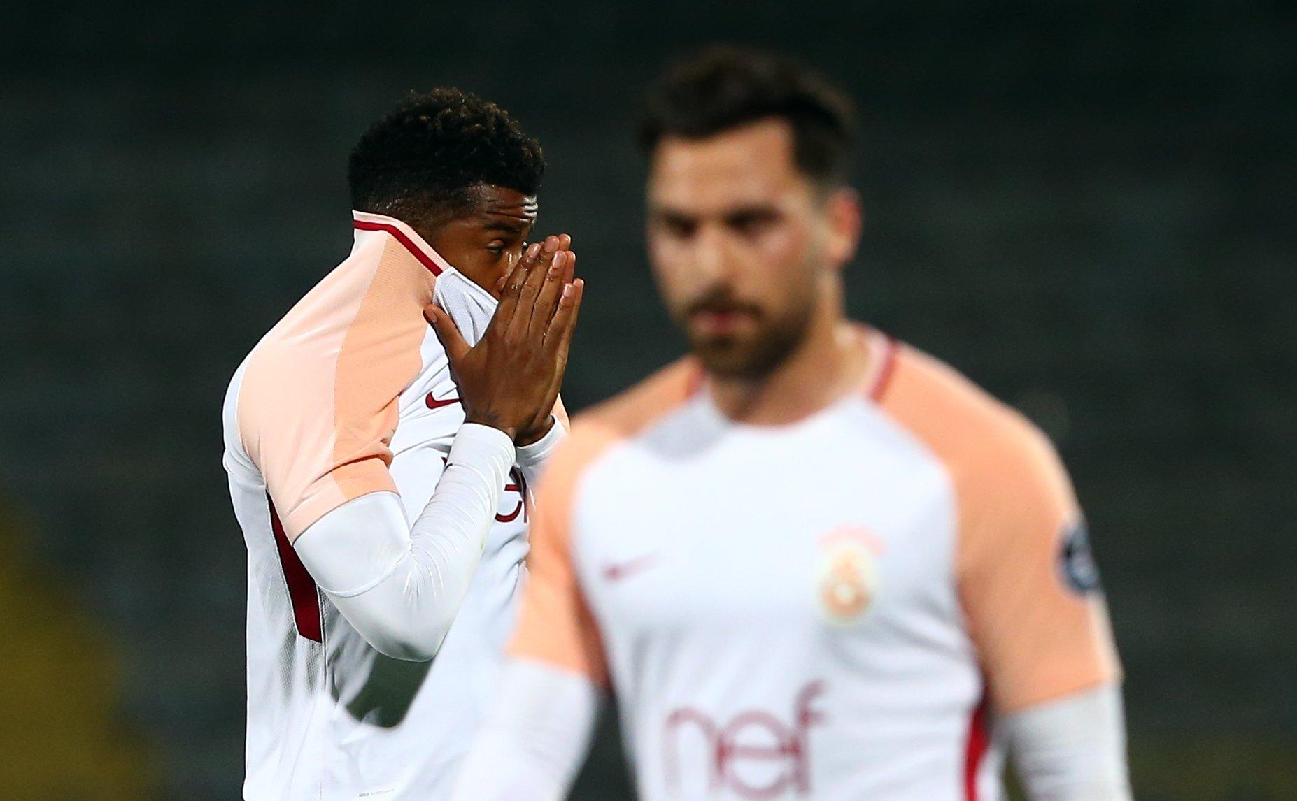Galatasaray deplasmanda kazanamıyor!