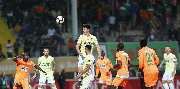 Aytemiz Alanyaspor 1-0 Fenerbahçe | MAÇ SONUCU (ÖZET)