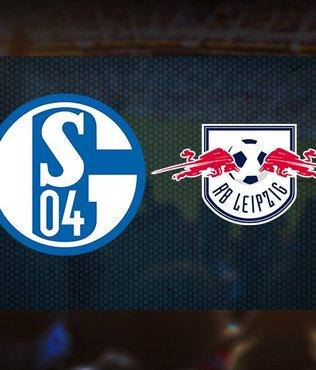 Schalke 04 Leipzig maçı ne zaman? Saat kaçta? Hangi kanalda?