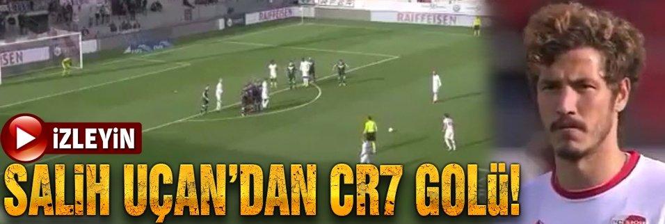 Salih Uçan'dan CR7 golü!