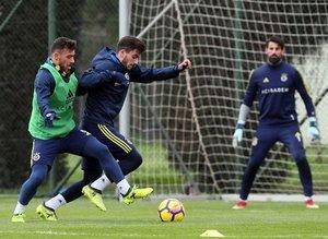 Fenerbahçede Malatyaspor maçı hazırlıkları