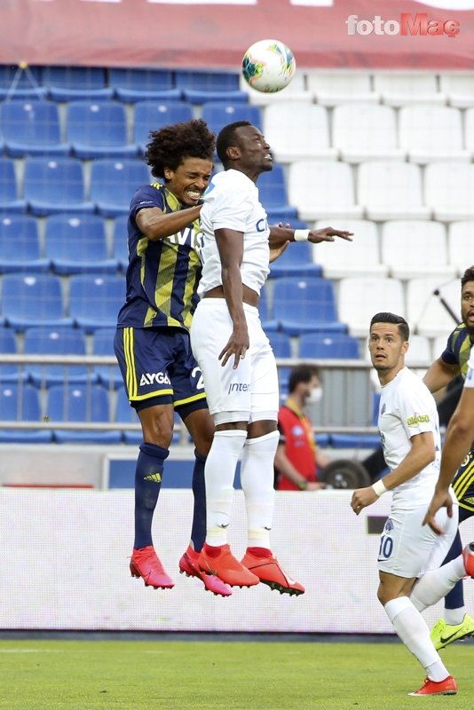 Fenerbahçe'de Luiz Gustavo takımdan ayrılacak mı? Gizli görüşme ortaya çıktı