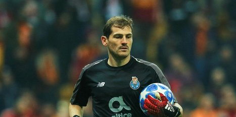 Casillas İspanya Futbol Federasyonu Başkanlığı'na adaylığını açıkladı