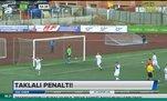 Taklalı penaltı!