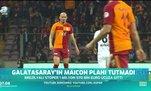 Galatasaray'da Maicon zararı! 1 ay önce...