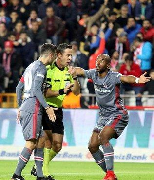 Antalya'da sayılmayan gol ve penaltı!