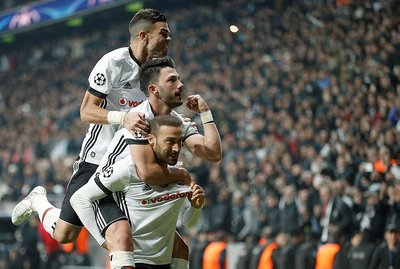 Beşiktaşa UEFAdan dev gelir
